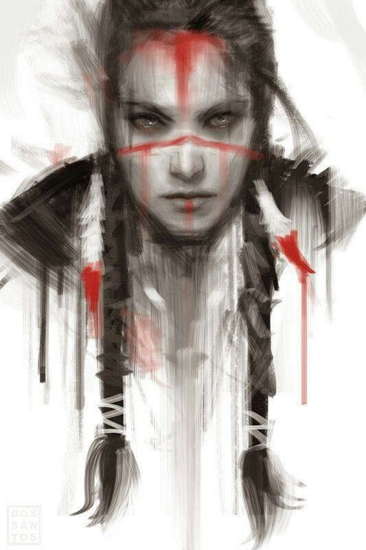 Beautiful. ..   Native american girls, Airbrush art, Girl ...
