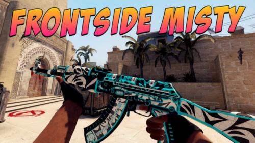 CS:GO] AK-47 FRONTSIDE MISTY (05/22/2017) {WW} via    sweepstakes