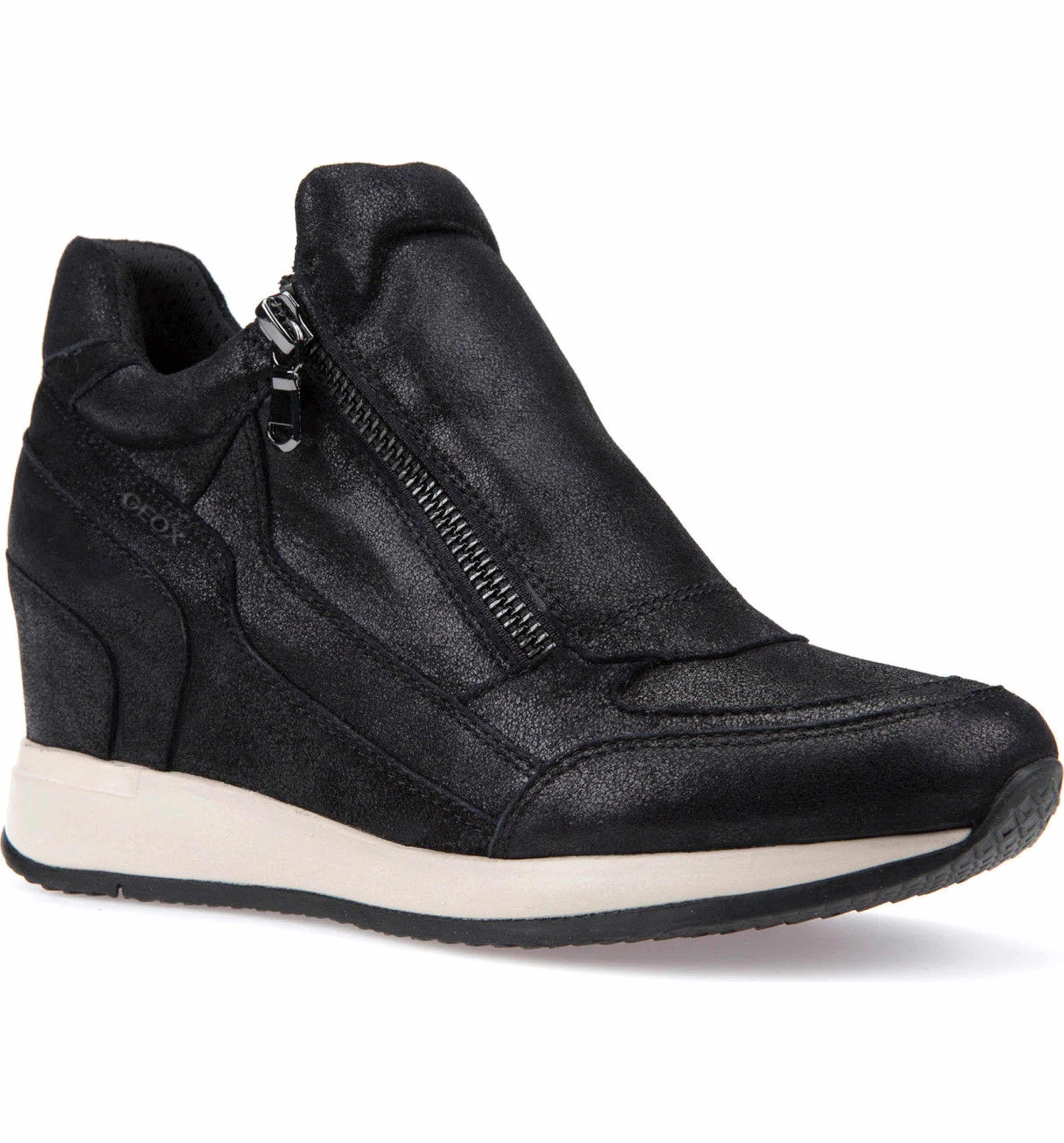 Geox Nydame Wedge Sneaker (Women