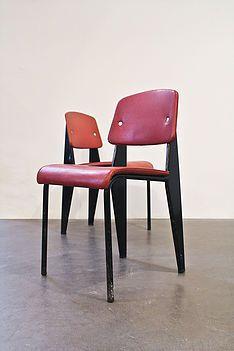 Galerie Art Design Architecture Perpignan Clement Cividino Mobilier Design Chaise Jean Prouve
