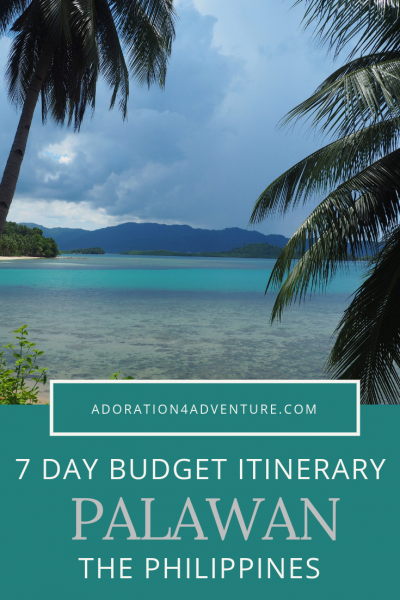 040b91743e One week Palawan itinerary including Puerto Princesa and Port Barton.   palawan  philippines  puertoprincesa  portbarton