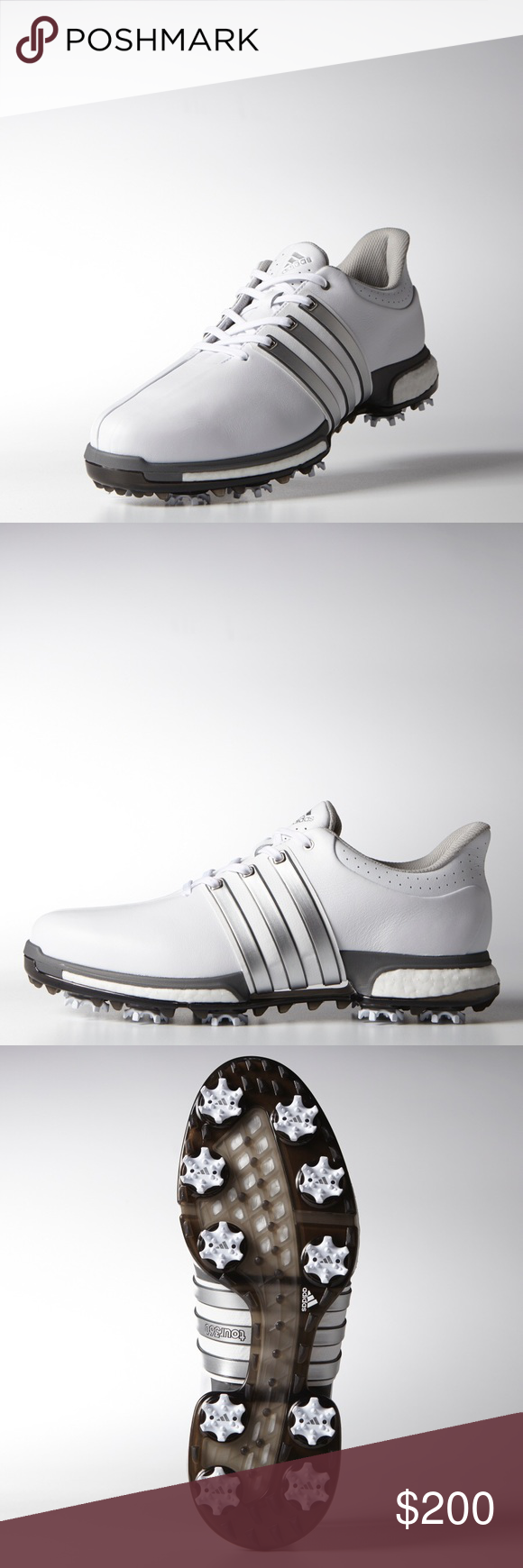 Patentar Reanimar Creo que estoy enfermo  Adidas Tour 360 Boost Golf Shoes Brand new! Still in the box. Will add  additional pictures if necessary. Adidas Shoes Athletic Shoes   Golf shoes, Adidas  tour 360, Shoes