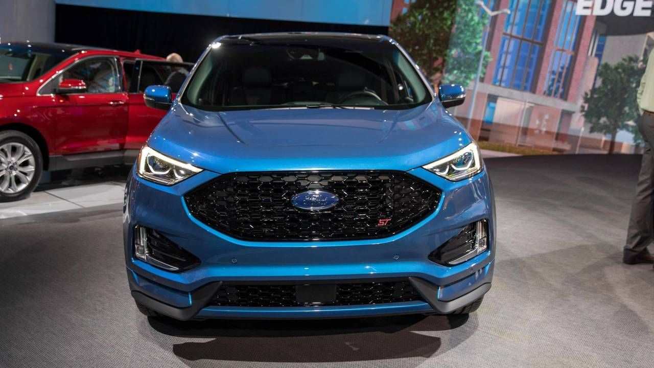 Most Expensive 2019 Ford Edge St Costs 55 005 2019 Ford