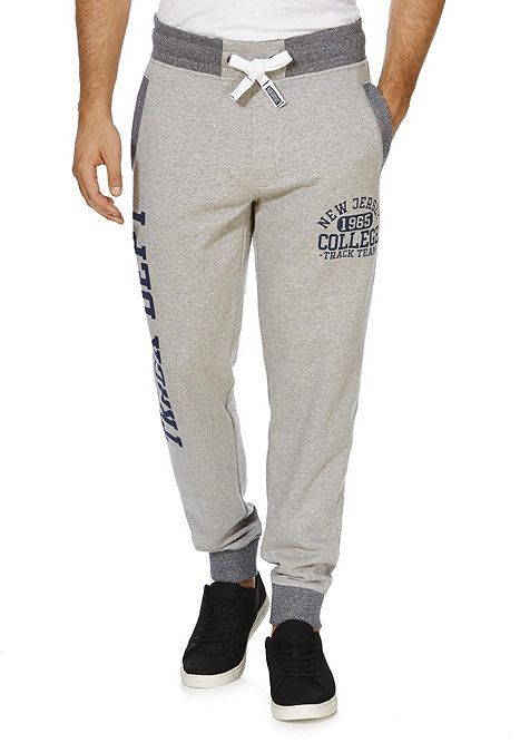 8fbbef9c7287 Tesco direct  F F New Jersey Slim Fit Joggers