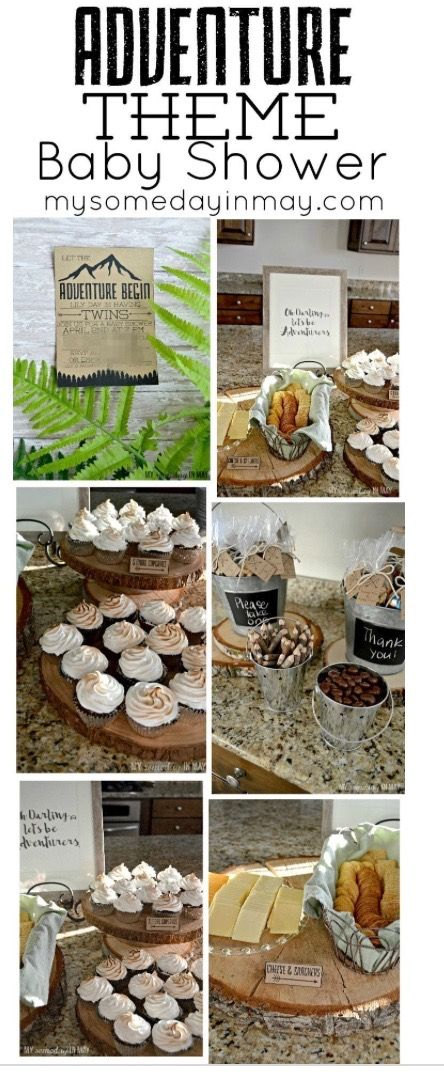 Pin by Emily Watson on Wild One Baby Shower | Outdoorsy ...