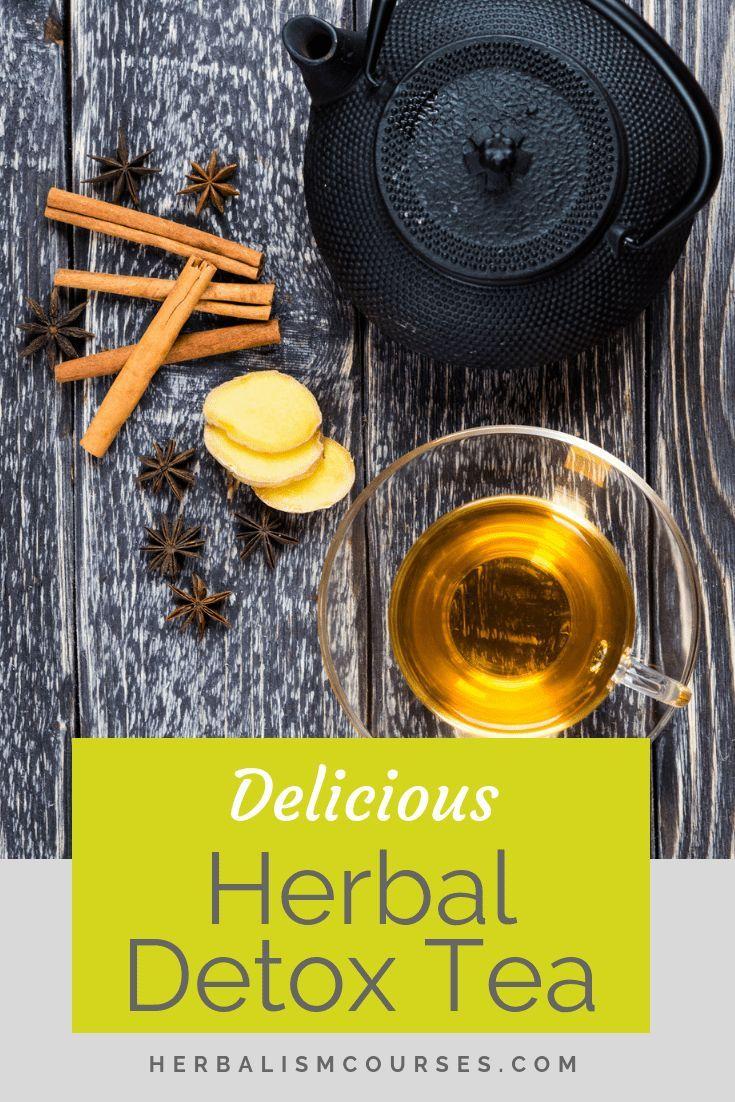 Herbal Detox Tea Recipe