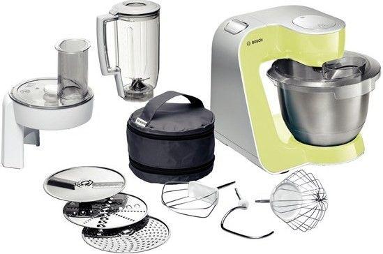 Bosch Kitchen Machine Yellow Model Mum54620 Kitchen Machine Food Processor Recipes Robot Bosch