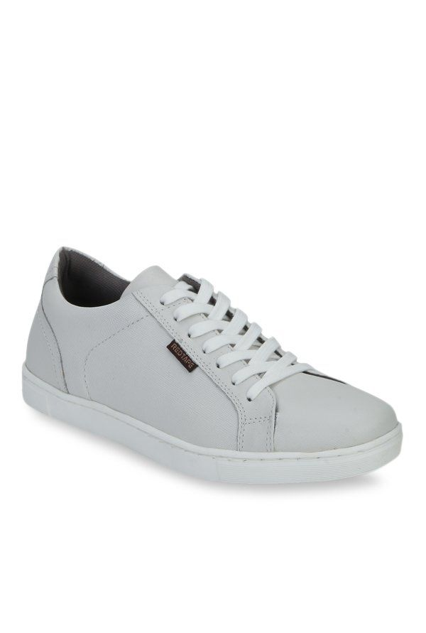 Red Tape White Casual Sneakers Sko  Køb herresko    Red Tape White Casual Sneakers   title=         Sko   Buy mens shoes