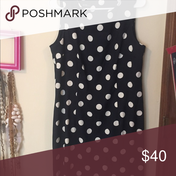 Sheath dress Wicked cute polka dot dress perfect for a wedding or graduation. Dresses