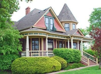 victorian domizil mit charakter architektur pinterest haus amerikanische h user und. Black Bedroom Furniture Sets. Home Design Ideas