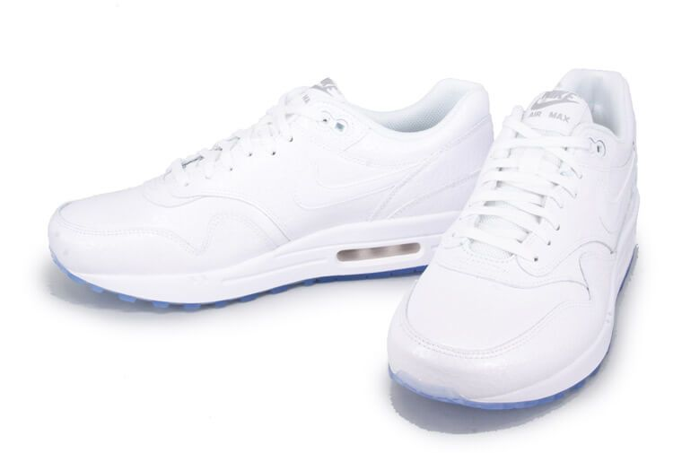 Nike Womens Air Max 1 White Ice  556401b013