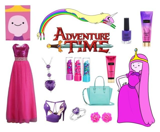"""""""Adventure Times [ 1 ]"""" by alexouillelanouille ❤ liked on Polyvore featuring GUESS, Ice, Miadora and New Look"""