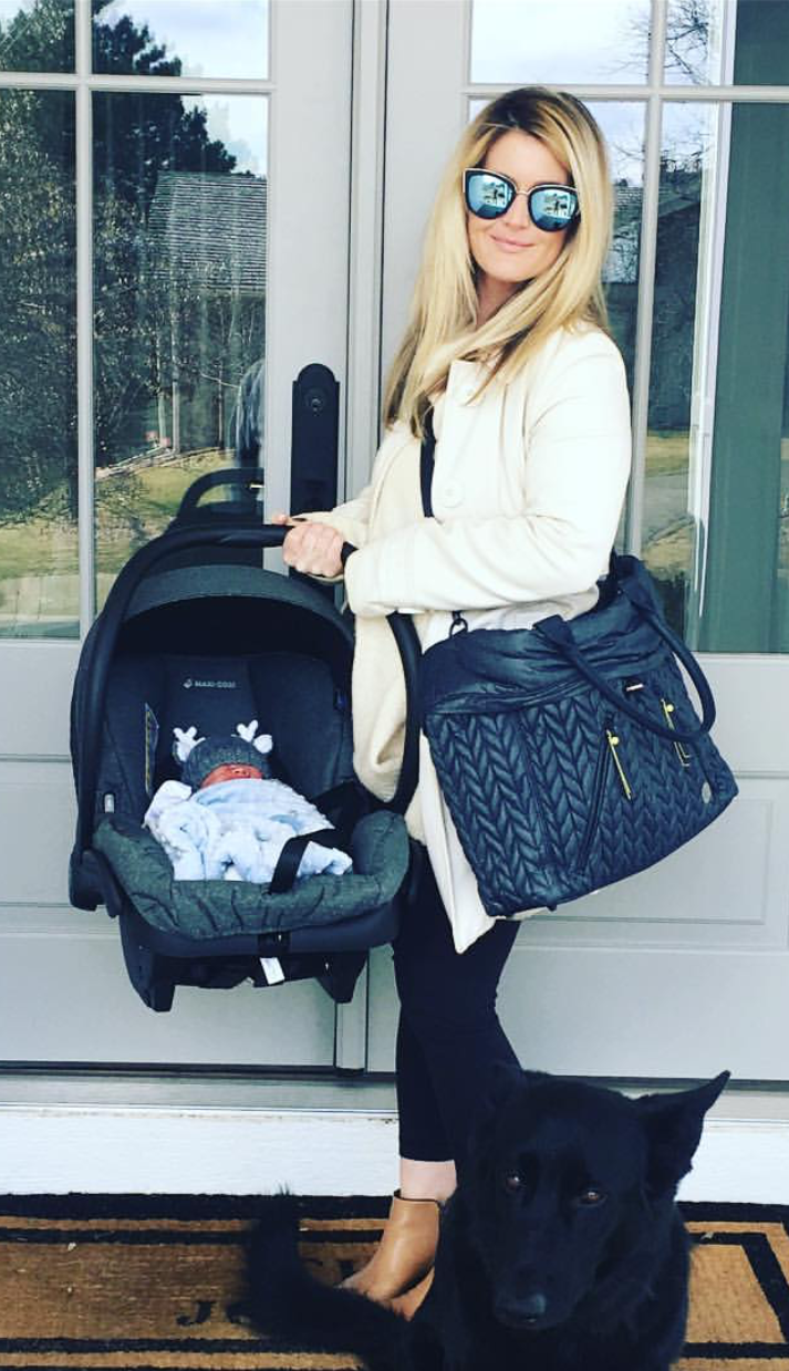 Happ Is Changing The Diaper Bag Game With Its Quilted
