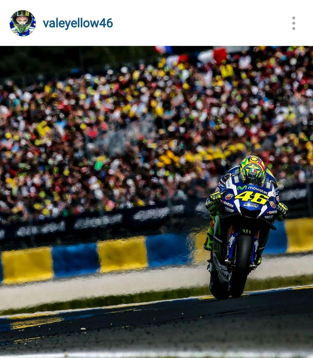Rossi Takes 2nd At Le Mans 2016 Valeyellow46 On Instagram