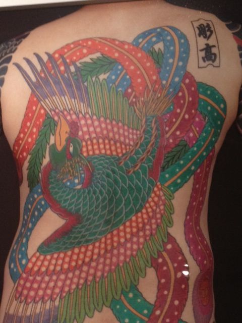 Perseverance Japanese Tattoo Tradition In A Modern World March 8
