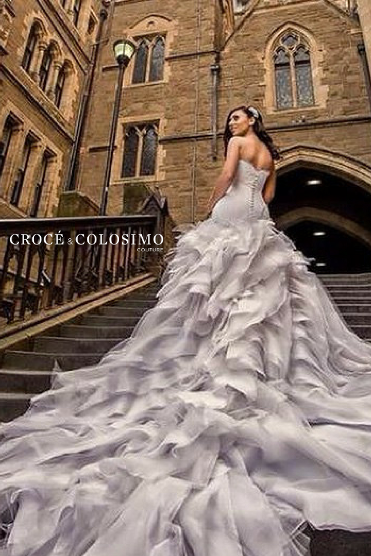 Fairytales do come true with our timeless Croce and Colosimo ...