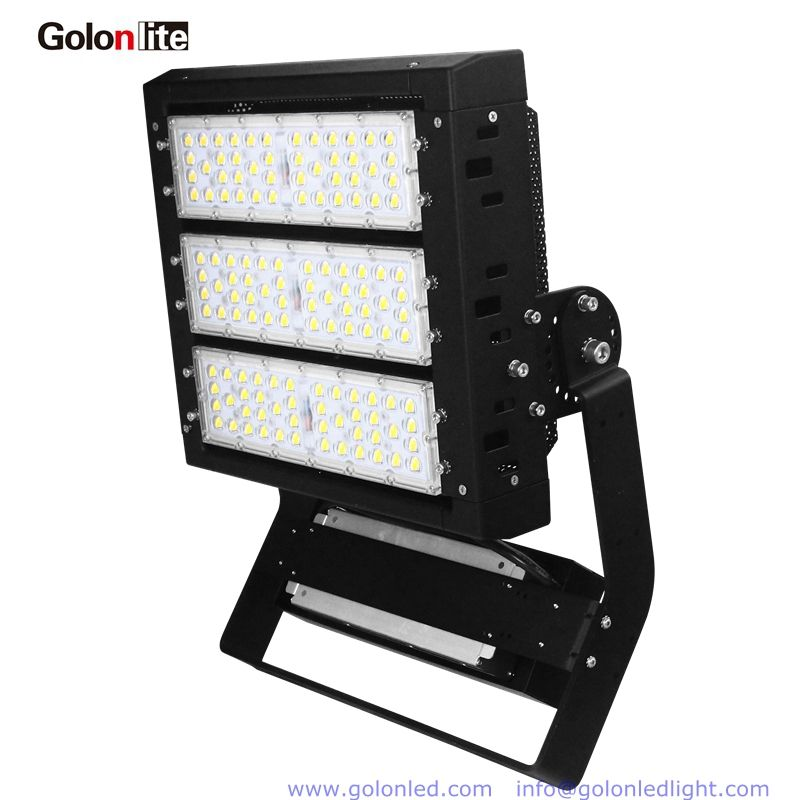 300w Outdoor Led Flood Light For Basketball Football Golf Soccer Field 140lm W Philips Lumileds Smd5050 Meanwell Flood Lights Stadium Lighting Led Flood Lights