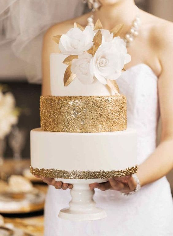 50 Gold Hochzeits Kuchen Ideen 37 Torte Hochzeit Hochzeitstorte Hochzeitstorte Ideen