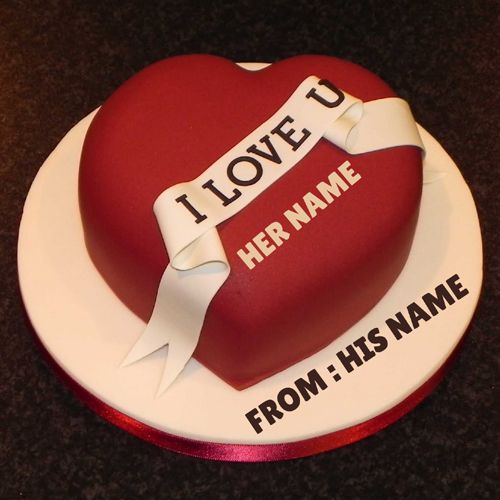 Write Name on Pics Birthday Cakes And Wishes