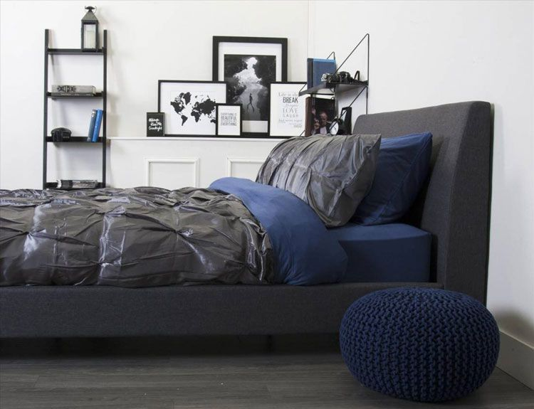 57 Best Men's Bedroom Ideas: Masculine Decor + Cool Designs (2019 Guide) images