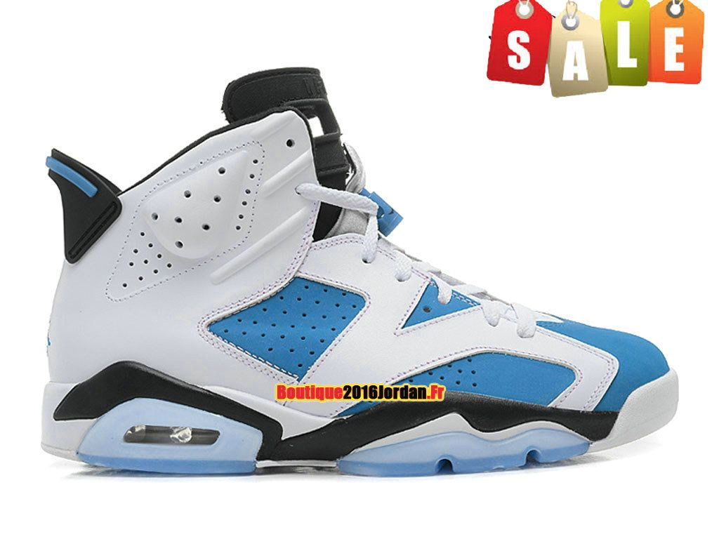 best website 223ca 20f04 Air Jordan 6 VI Retro Customs - Chaussures Baskets Nike Jordan Pas Cher  Pour Homme