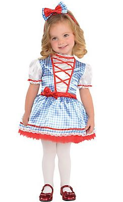 Baby Girl Costumes - Little Girl Halloween Costumes - Party City ...