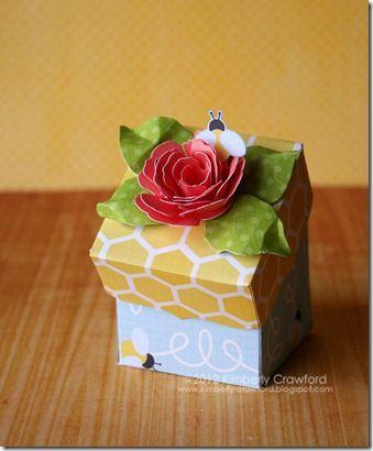 Flower topped box V2 use