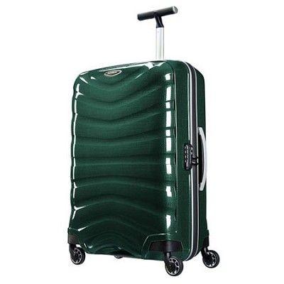 Samsonite 28 Inch Black Label Firelite Spinner Racing Green Samsonite Luggage Samsonite Carry On Luggage