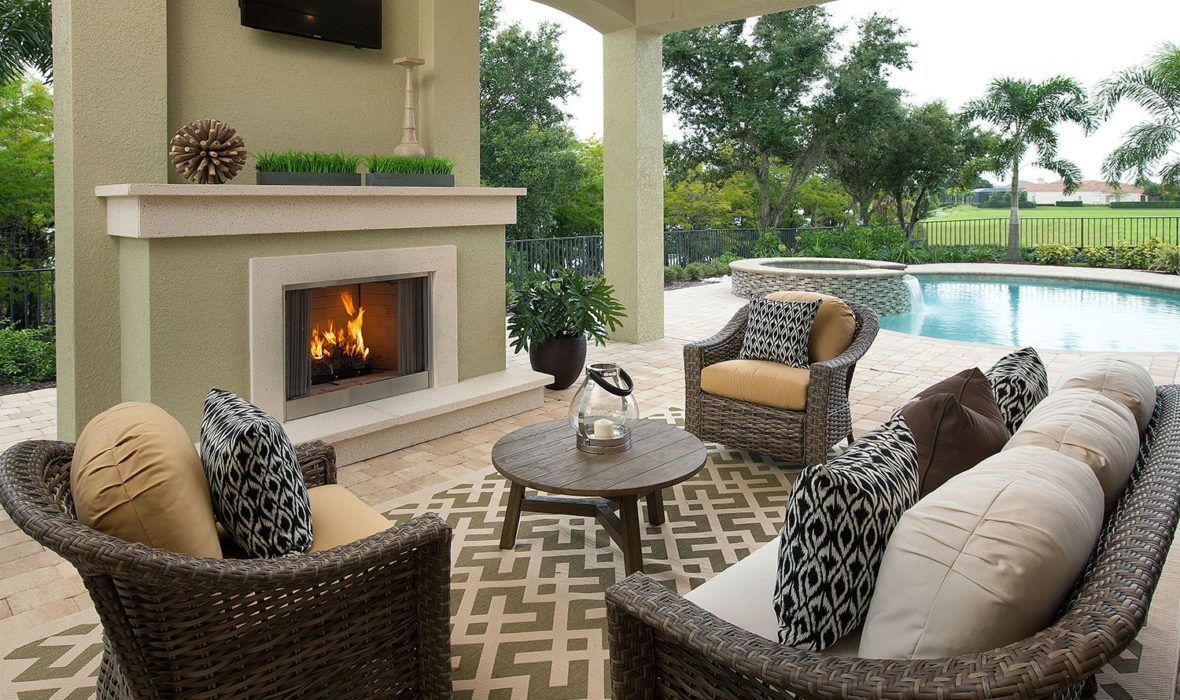 Mediterranean Home Design Weber Design Group Naples Florida