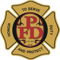 Paducah Fire Department Patch Fire Department Fire Badge Emergency Service