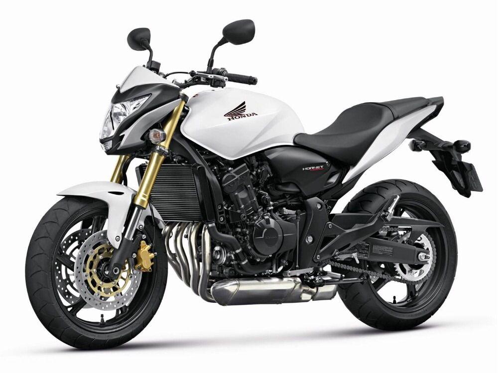 Honda hornet 600 2012