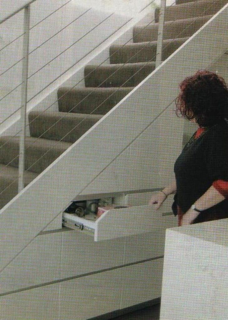 Best Unique Staircase For Small Space Marvelous Interior Staircase Designs Practical Storage Under 400 x 300