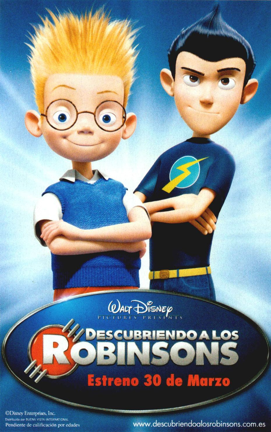 meet the robinsons starring daniel hansen wesley singerman