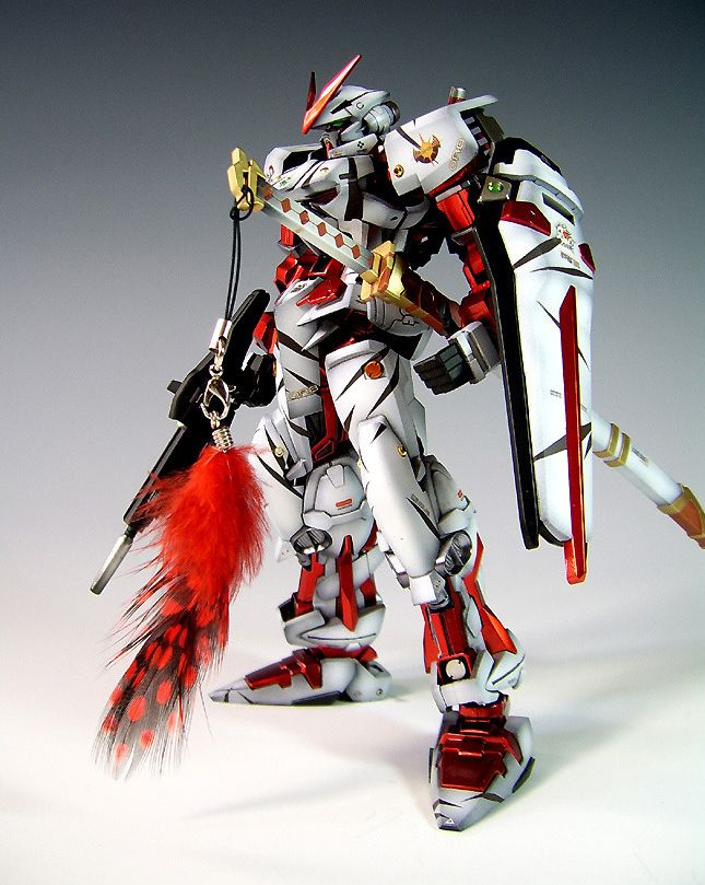 GUNDAM GUY: 1/100 Astray Blood Frame Ver. Up - Customized Build