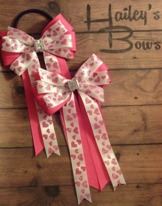Horse Show Bows - Hailey's Bows