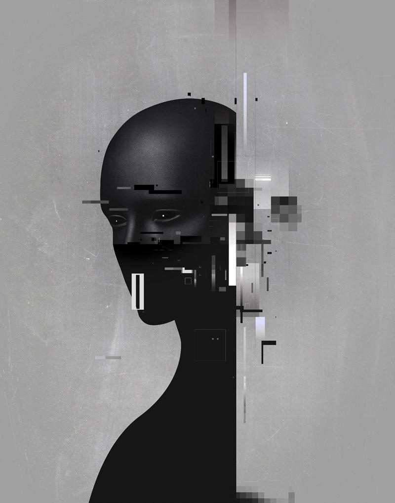 NOT THERE Exhibition | Abduzeedo Design Inspiration
