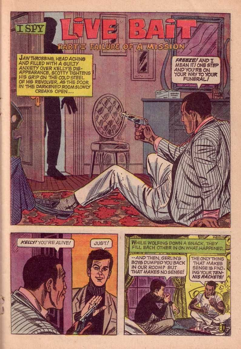 Pin by Steven Anderson on Comic Book Art Dell Gold Key Charlton ...