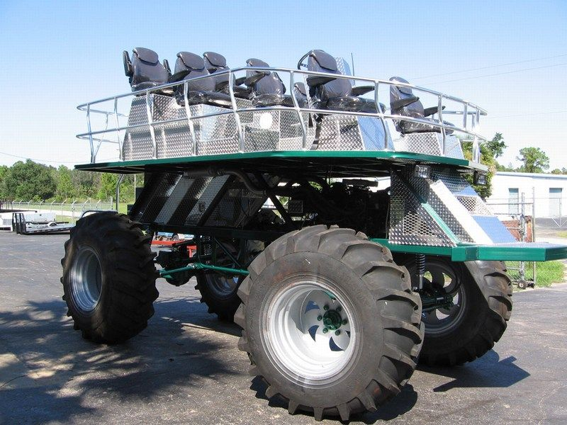Safest Place In The Swamp Buggy Racing Swamp Safari Park
