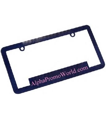 Custom license plate frames and personalized license frames ...