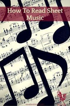 How To Read Violin Sheet Music http://www.connollymusic.com/revelle/blog/how-to-read-violin-sheet-music @revellestrings