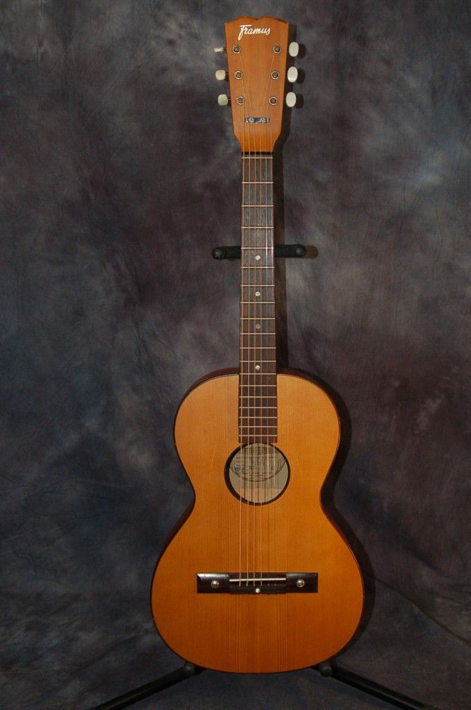 used guitars sale 1970 framus sport guitar model 50 1 parlor guitar with original case. Black Bedroom Furniture Sets. Home Design Ideas