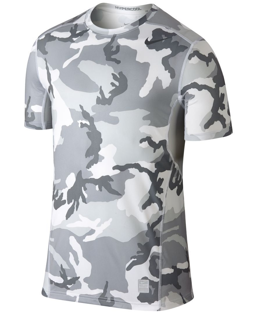 9261b7d78b63c Nike Hypercool Dri-fit Camo T-Shirt | Ornamenaris | Mens printed t ...