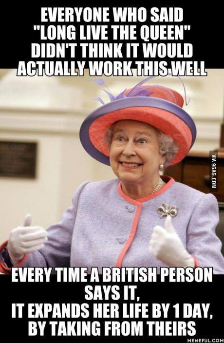 Queen Elizabeth Ii Turns 90 Today Queen Elizabeth Memes Laugh Just For Laughs