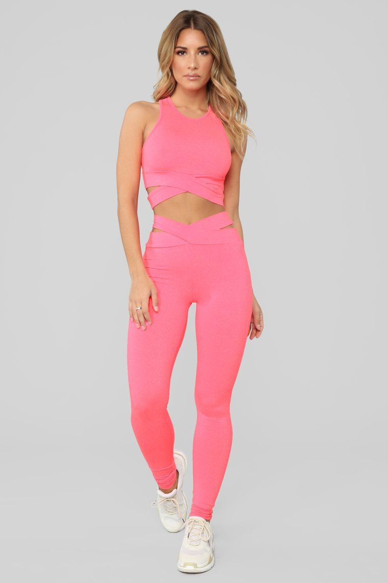 Details about  /womens 2 piece activewear sets