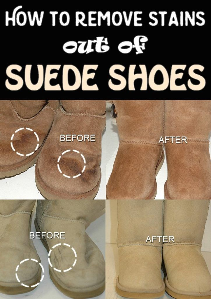 Learn How To Remove Stains Out Of Suede Shoes