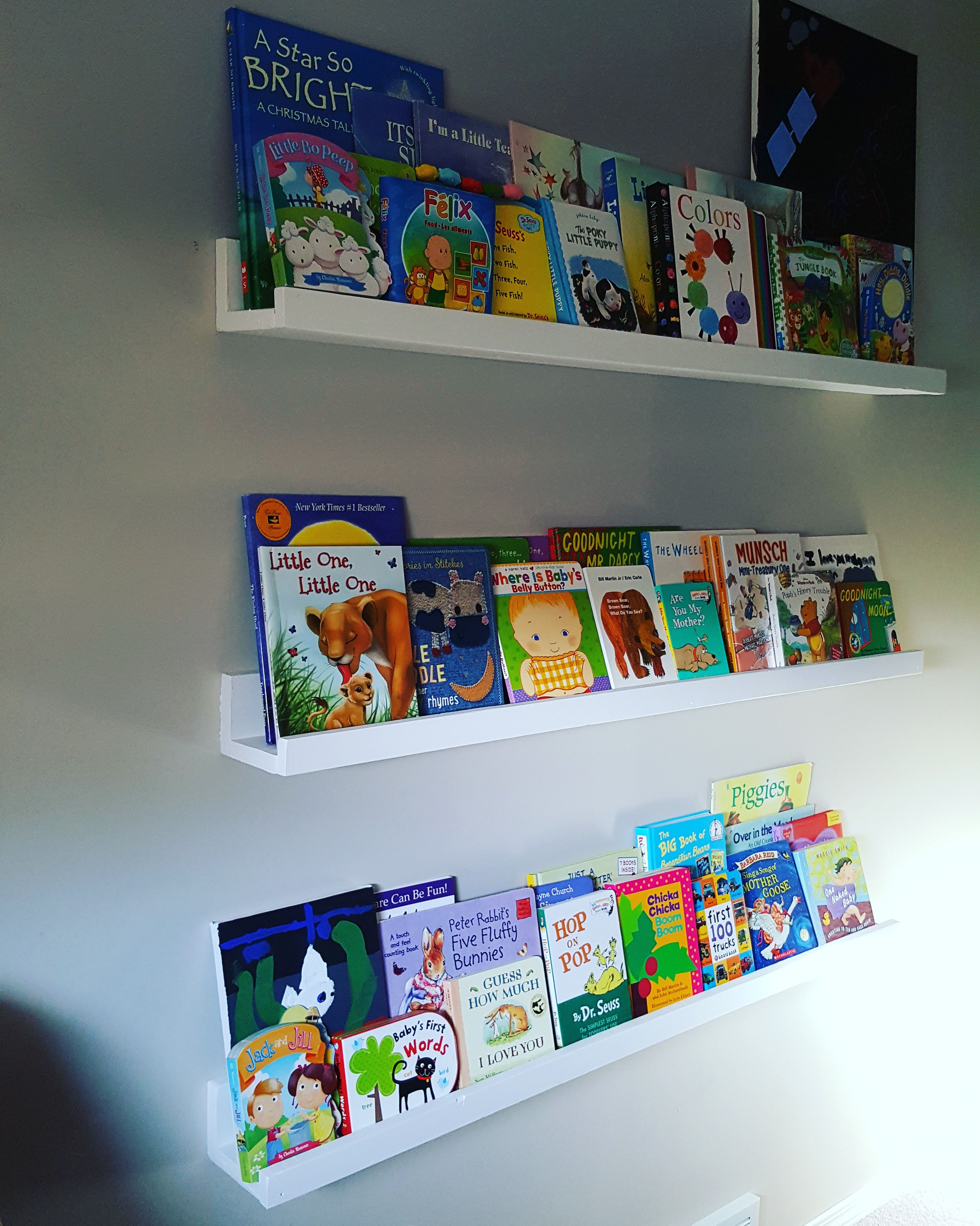 Baby library do it yourself home projects from ana white nursery baby library do it yourself home projects from ana white solutioingenieria Images