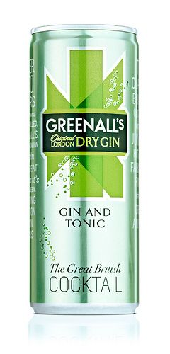 Greenall's Original London Dry Gin PD