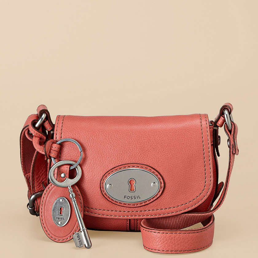 dd65adb768f5 Purses And Bags · Maddox small flap. From Fossil. Love the pink. And the  small size.