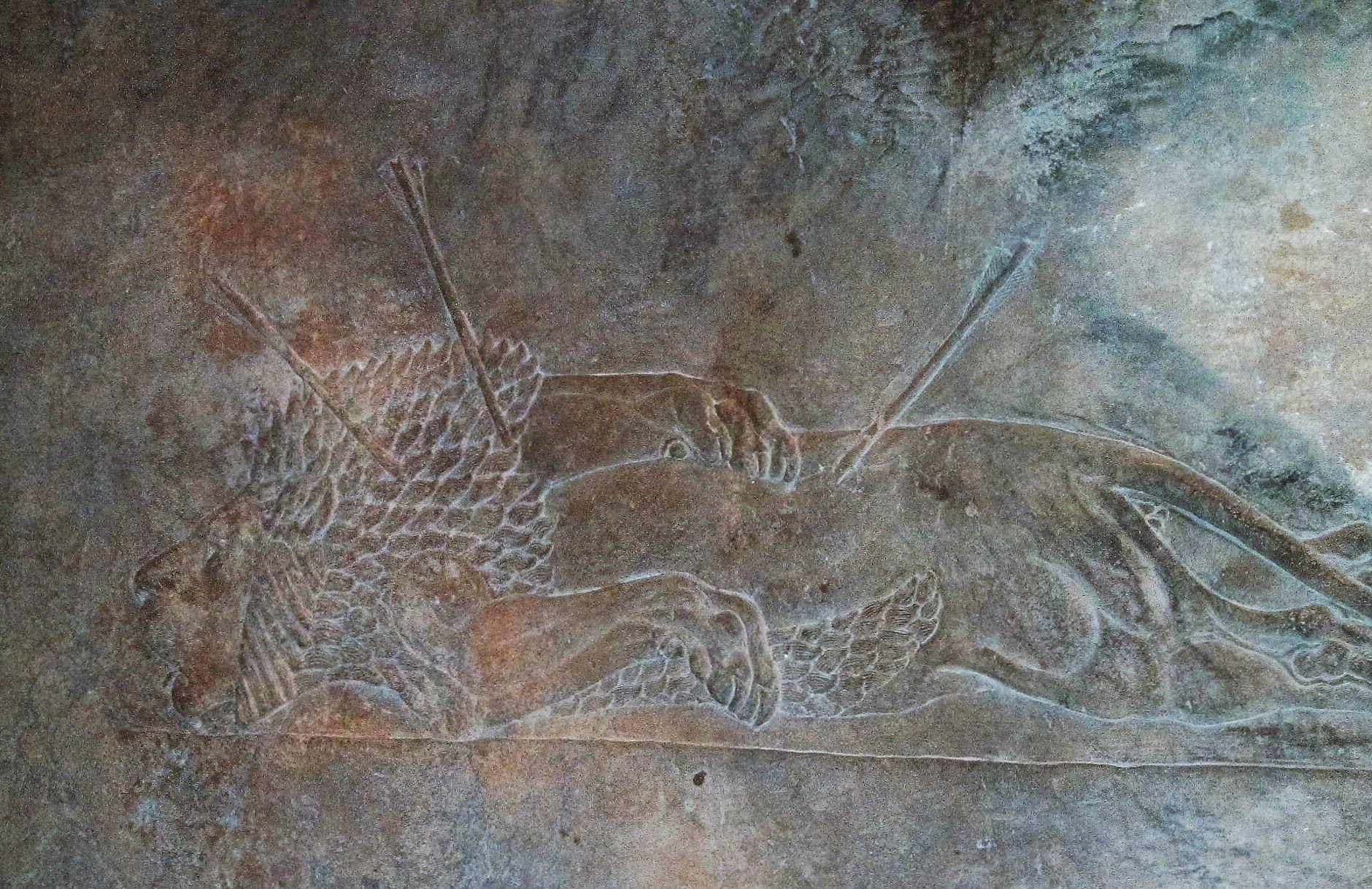 Lion | Ancient art, Ancient mesopotamia, Ancient near east |Wounded Lioness Mesopotamia Ancient Art