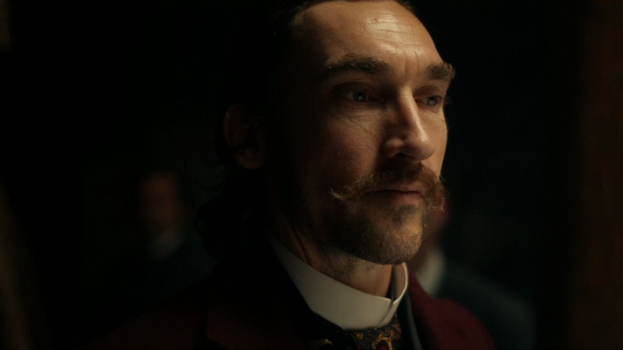 Joseph Mawle As Inspector Detective Jedediah Shine On Ripper
